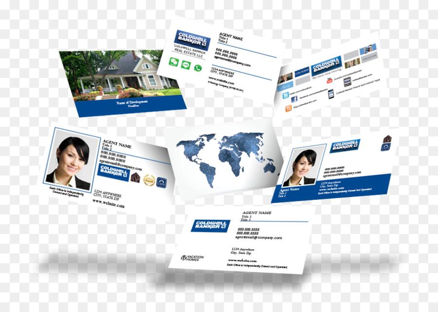 Papier Visitenkarten Kreditkarten Werbung Double Sided