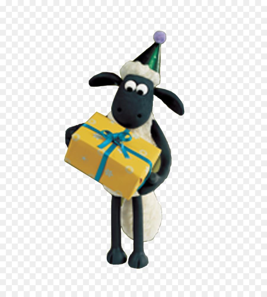 Schwarzes Schaf Shaun Party Zeichnung Shaundasschaf Png Herunterladen 664 992 Kostenlos Transparent Maskottchen Png Herunterladen