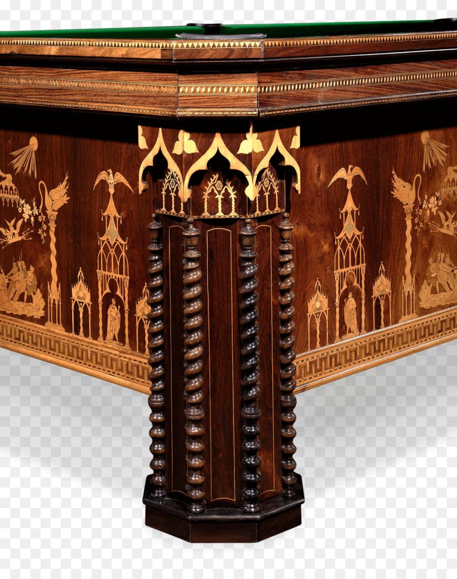 Mobili In Stile Gotico tavoli da biliardo revival gotico biliardo antico - stile