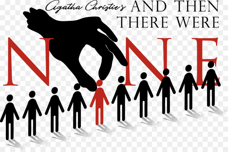 AND THEN THERE WERE NONE : Agatha Christie : …