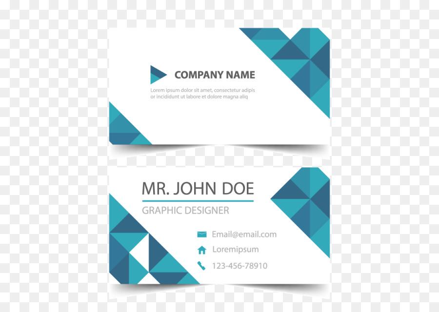 Logo Vorlage Visitenkarten Visitenkarte Design Png