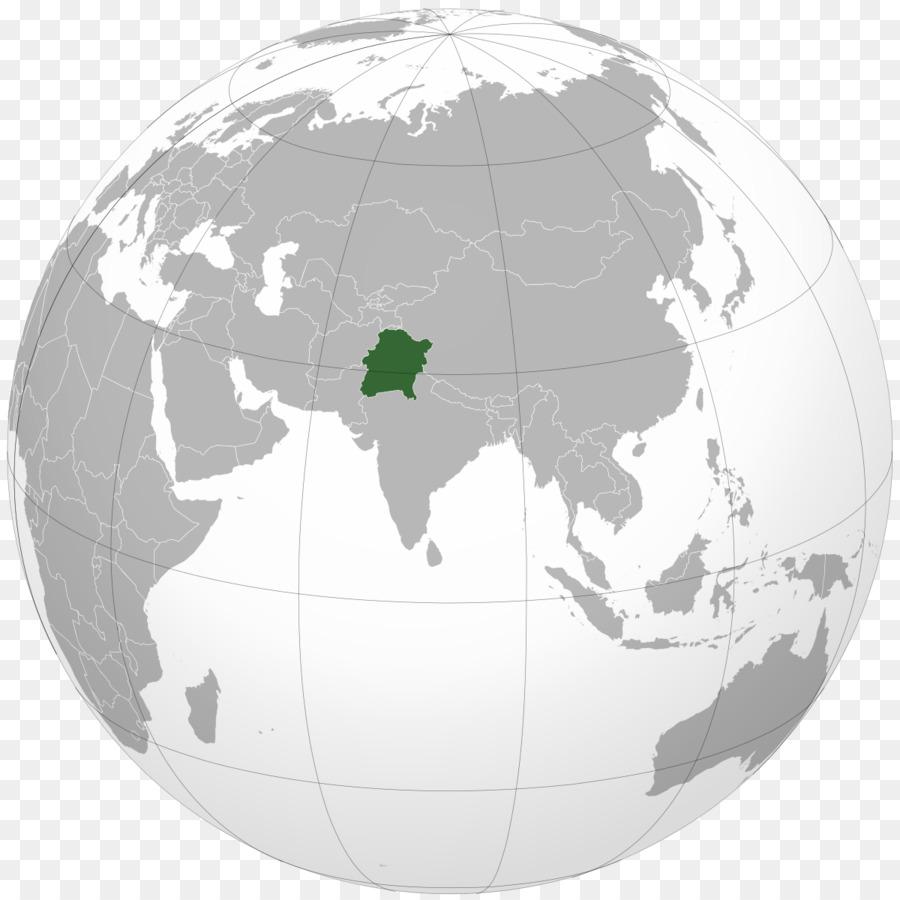 Weltkarte Pakistan Partition Von Indien Weltkarte Png