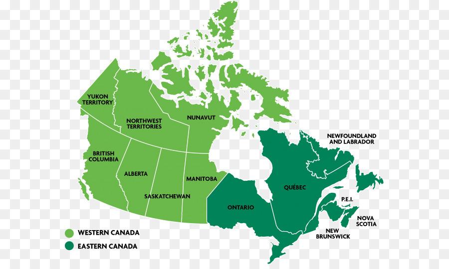 Provinzen Und Territorien Von Kanada Weltkarte Die Flagge Von