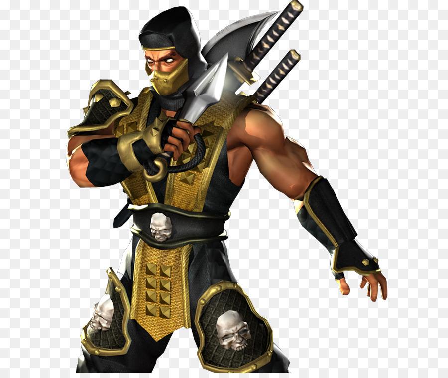 Mortal Kombat Mercenary Png Download 672 750 Free Transparent