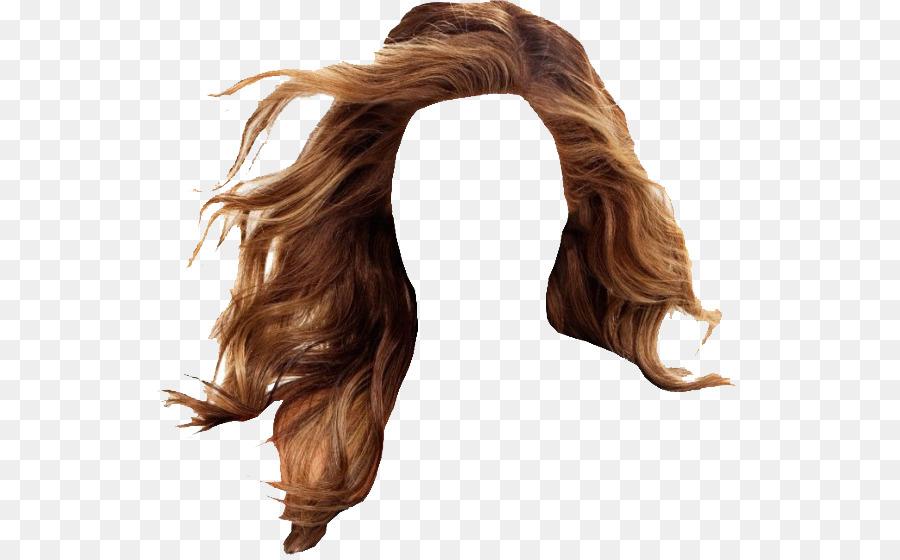 Haare hellbraune lange Lange Dunkelbraune