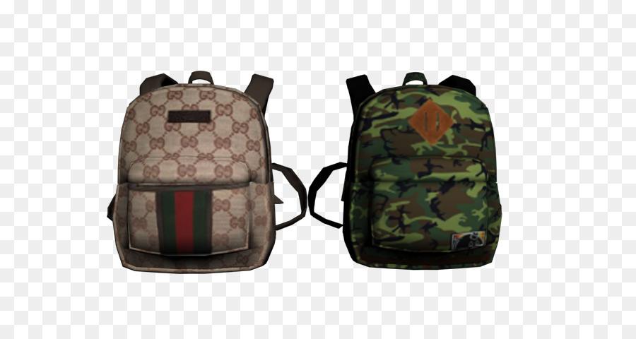 Grand Theft Auto San Andreas Rucksack Mod Tasche Kleidung Textur Mode Png Herunterladen 640 480 Kostenlos Transparent Tasche Png Herunterladen
