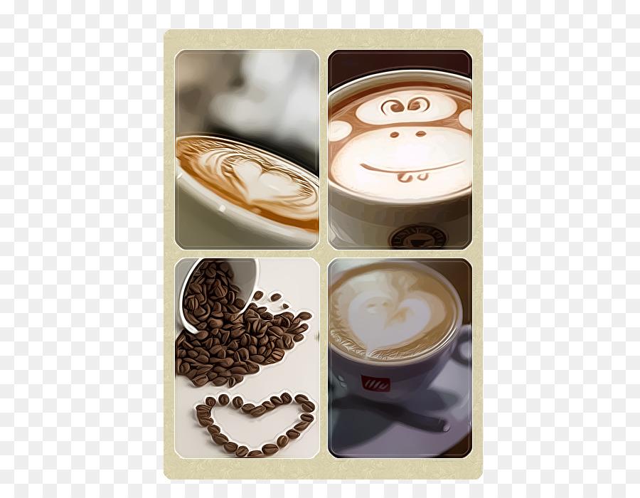 Cappuccino Espresso Milch Kaffee Café Au Lait Guten Morgen