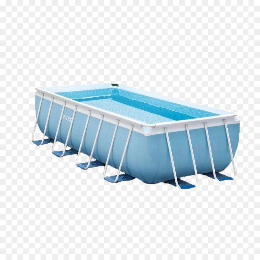 Swimming pool Intex-PRISMA-Frame Rectangular Pool Teichfolie ...