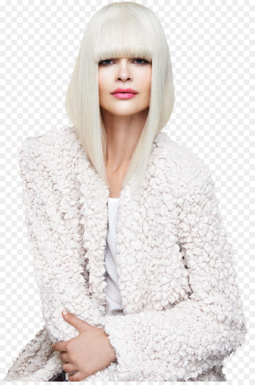Blonde Menschliche Haare Farbe Frisur Kurze Haare Farbton