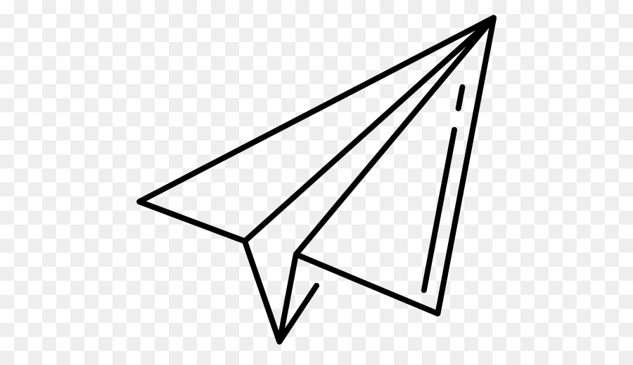 Paper Airplane Png Download 512 512 Free Transparent Airplane