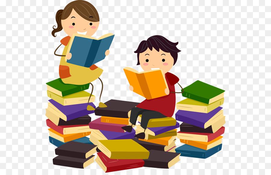 Lesen Kind Clipart Kind Png Herunterladen 600 572