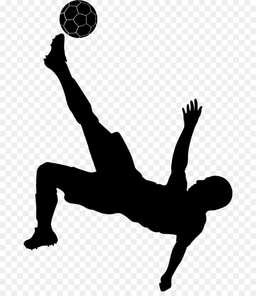 Fussball Fallruckzieher Clip Art Fussball Png Herunterladen