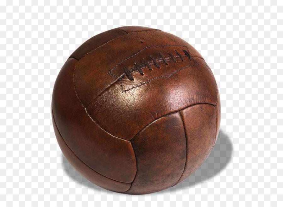 Medizin Balle Aus Leder Fussball Ballon Fuss Png
