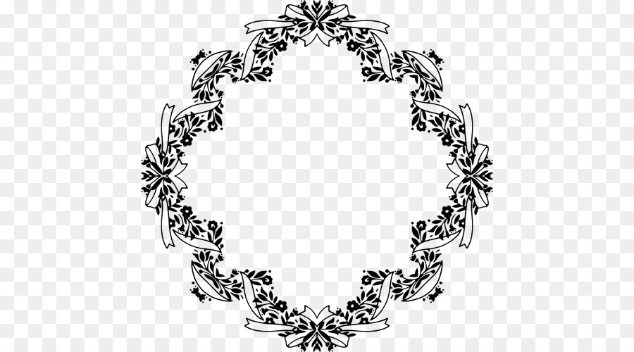 black and white flower png download 500 500 free transparent ornament png download cleanpng kisspng black and white flower png download