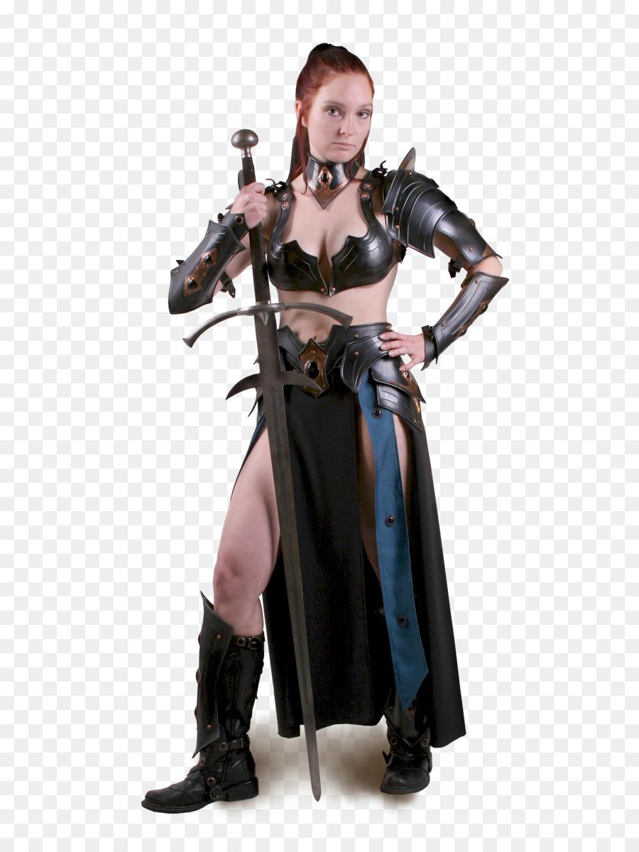 Amazonen kostüm