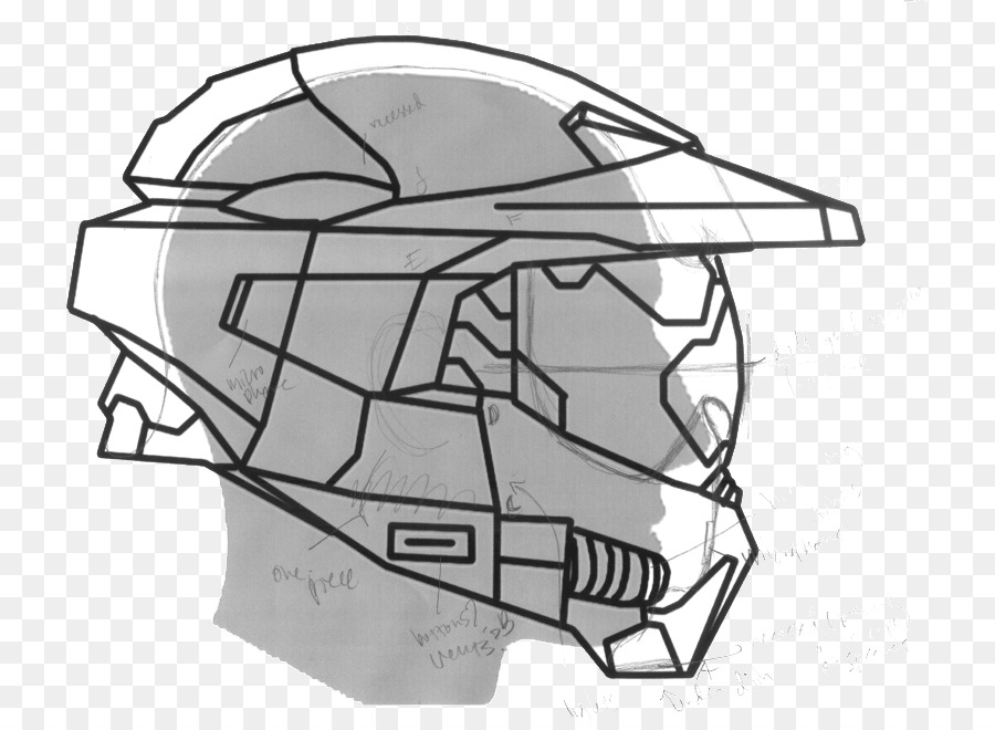 Halo Png Download 779 654 Free Transparent Master Chief