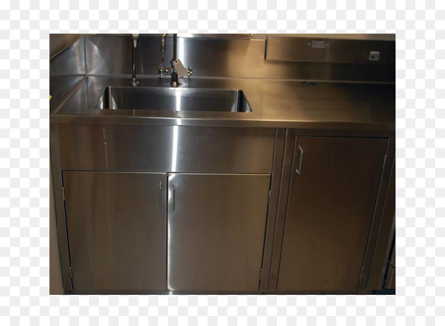 Bancone della cucina, Mobili Lavello in acciaio Inox ...