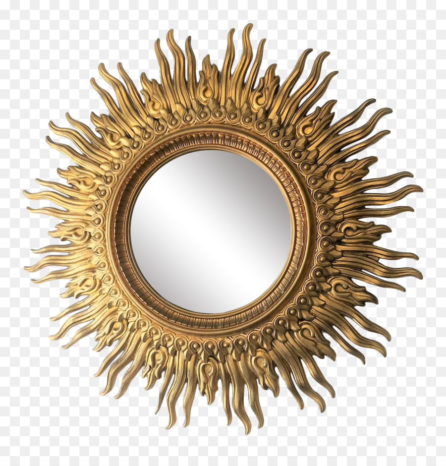 Gold Decorative Png Download 1460 1502 Free Transparent Mirror Png Download Cleanpng Kisspng