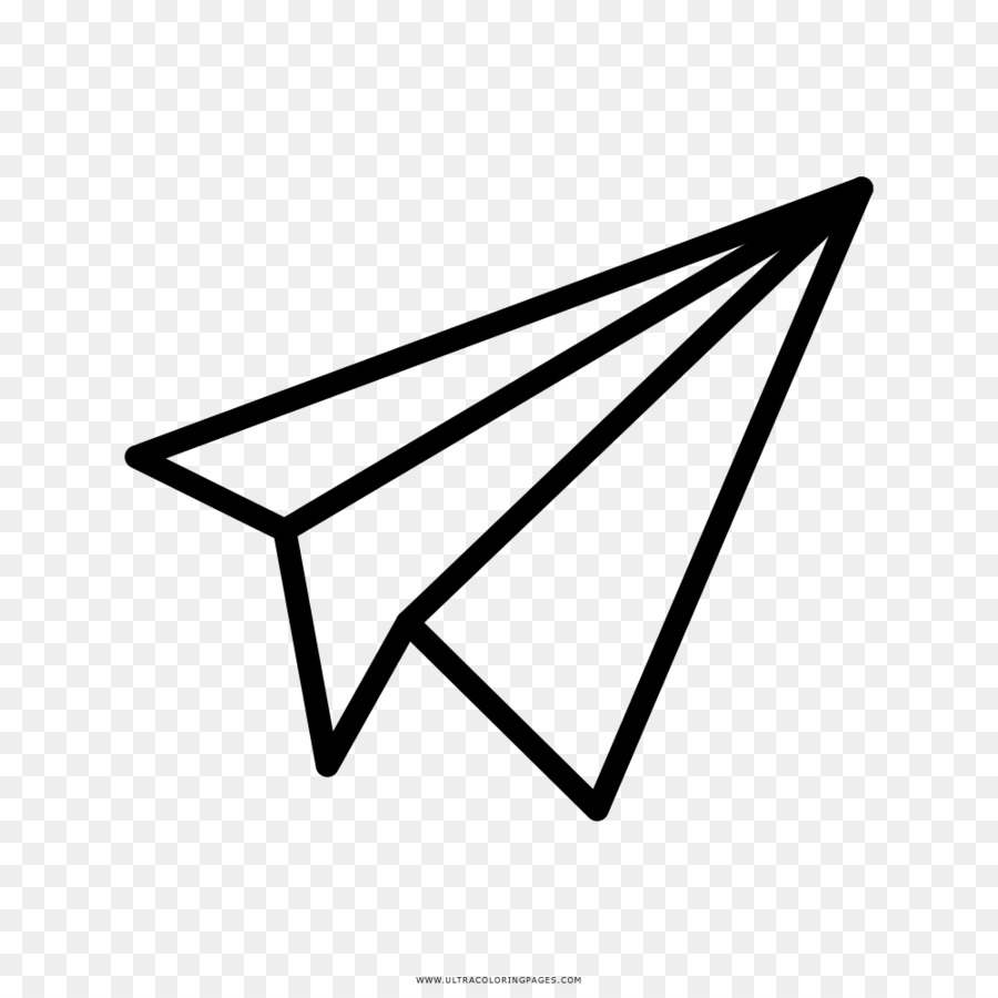 Paper Airplane Png Download 1000 1000 Free Transparent Paper