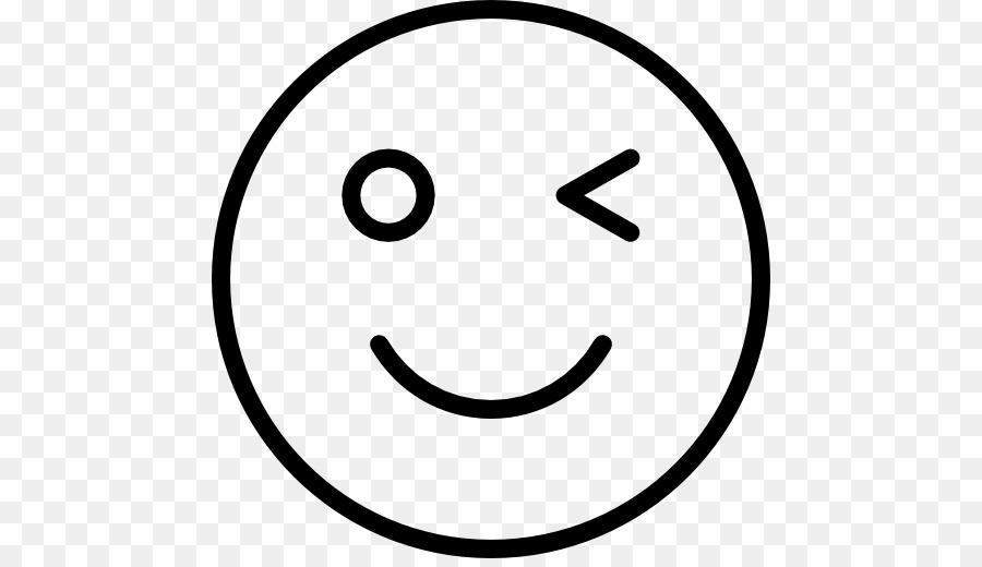 Zwinkern smileys schwarz weiß Tastenkombination für