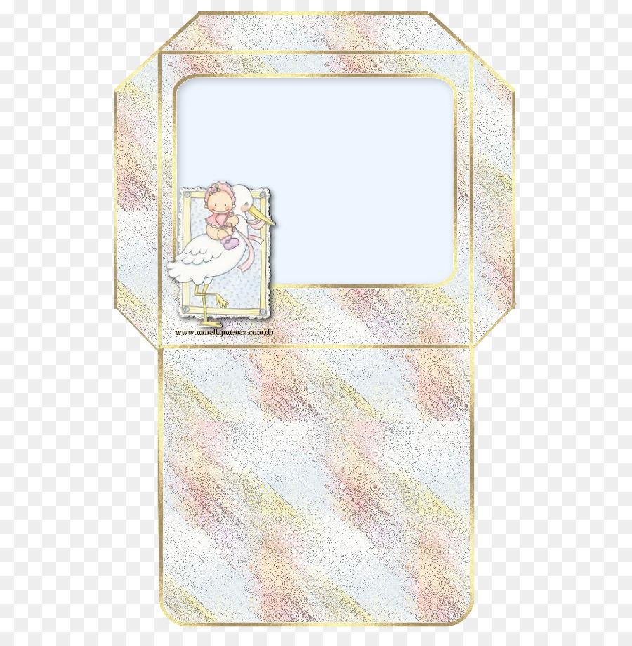Giấy Khung ảnh Bé Tắm Mô Hình Chữ Nhật Phong Bì Png Tải Về