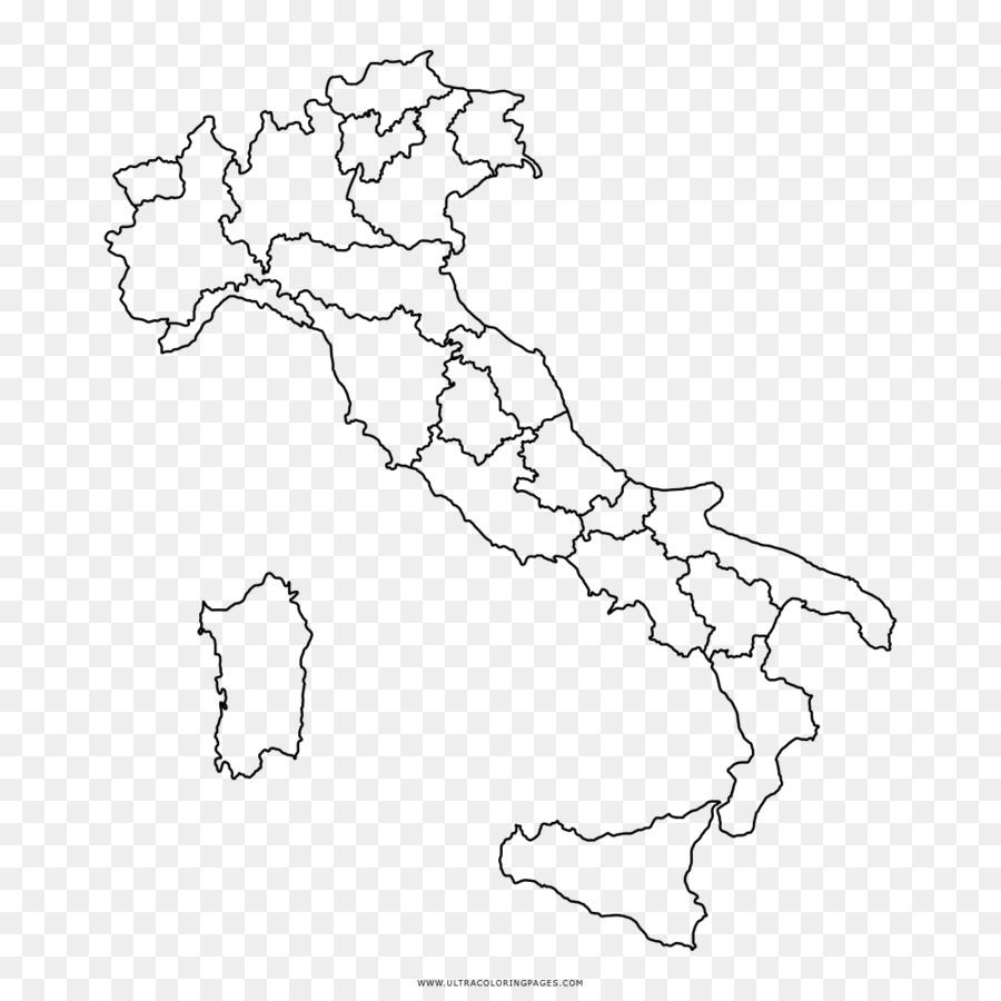 Cartina Italia Regioni Bianco E Nero.Regioni Di Italia Mappa Di Libro Da Colorare Stati Uniti Simonetti Andrea Mappa Scaricare Png Disegno Png Trasparente In Bianco E Nero Png Scaricare