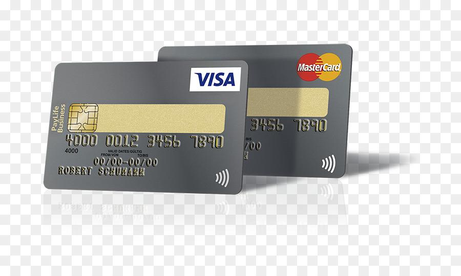 Payment Card Mastercard Visa Kreditkarte Elektronik
