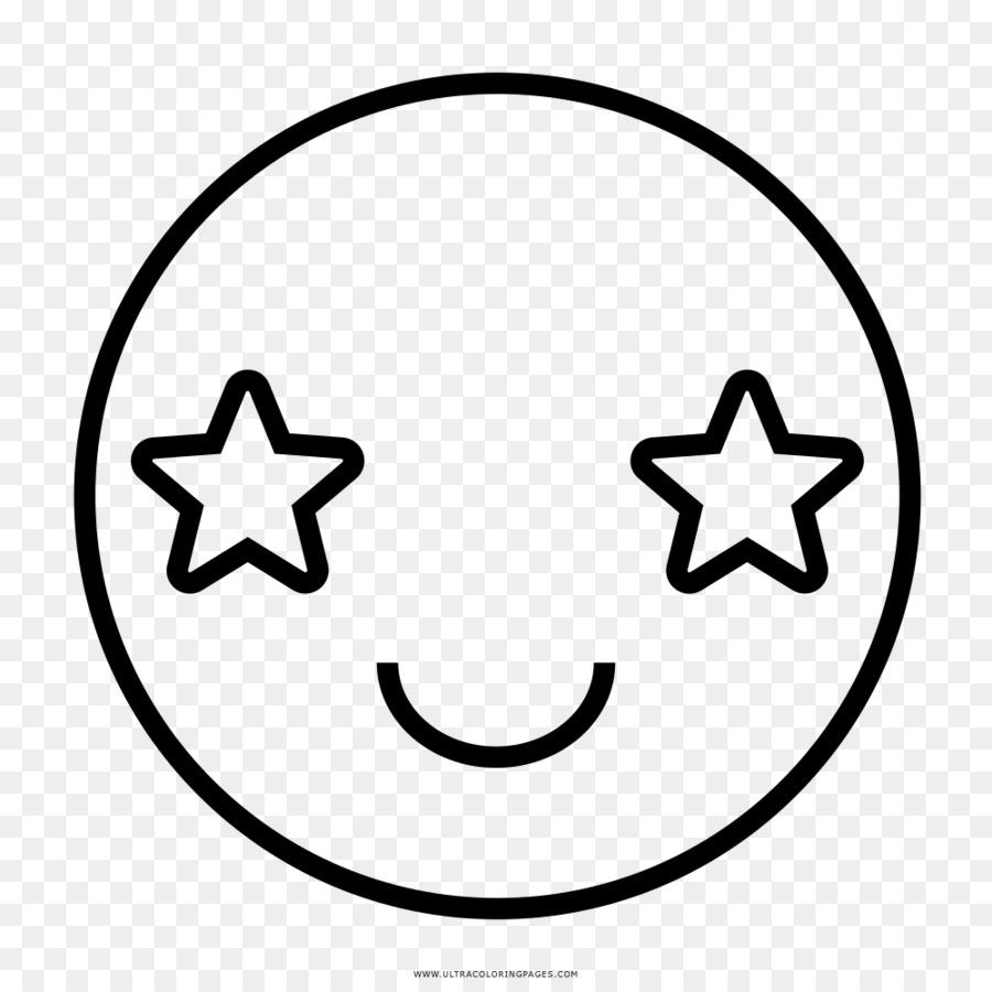 Alte Schwarze Punkte Zerkratzt Umbanda Zeichnung Smiley