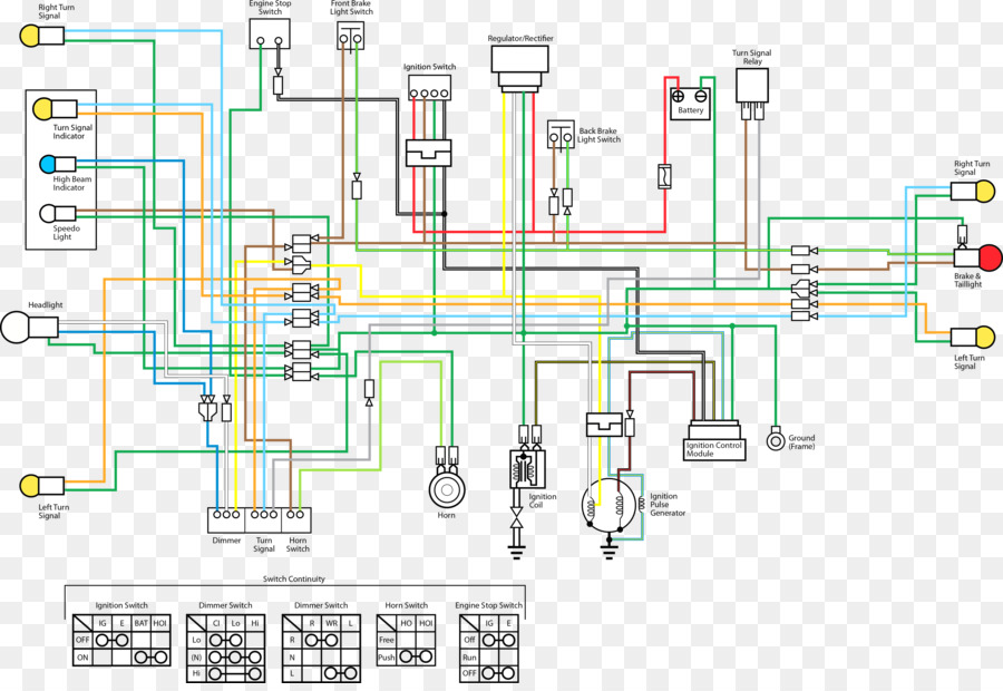 Diagram  Wiring Diagram Honda Wave 110i