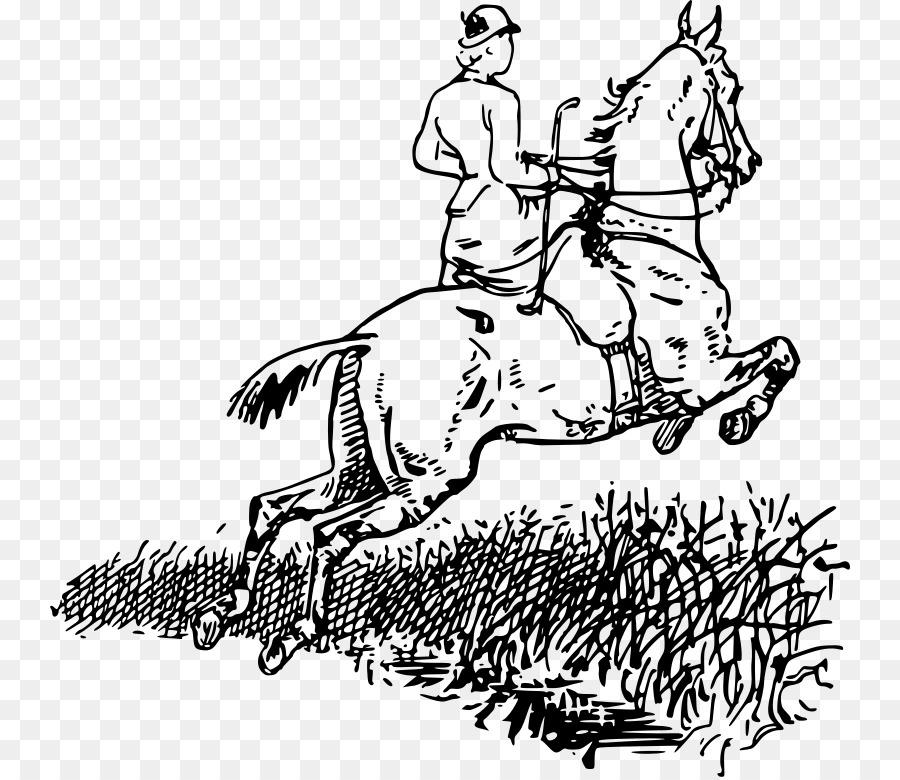 ausmalbilder pferde voltigieren  malbild