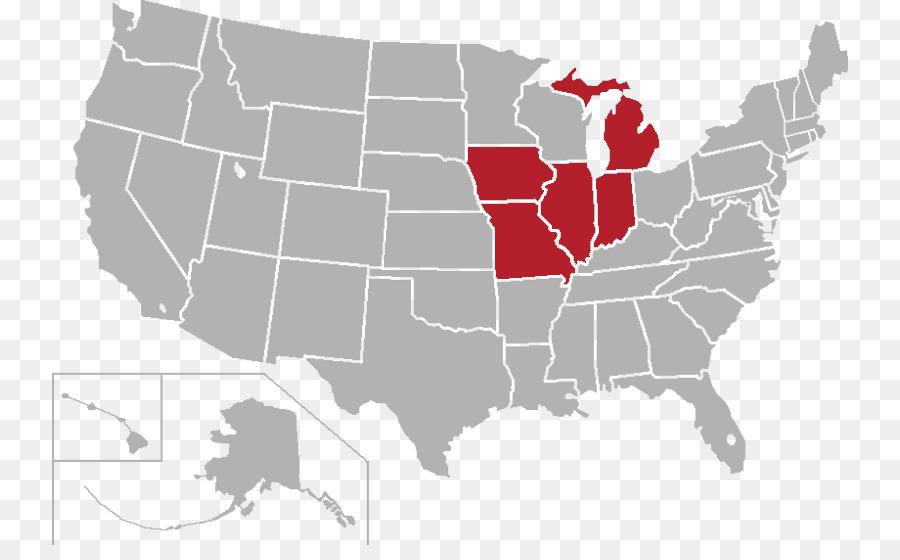 Ohio River, Iowa, Karte, Kartographie - Anzeigen png ...