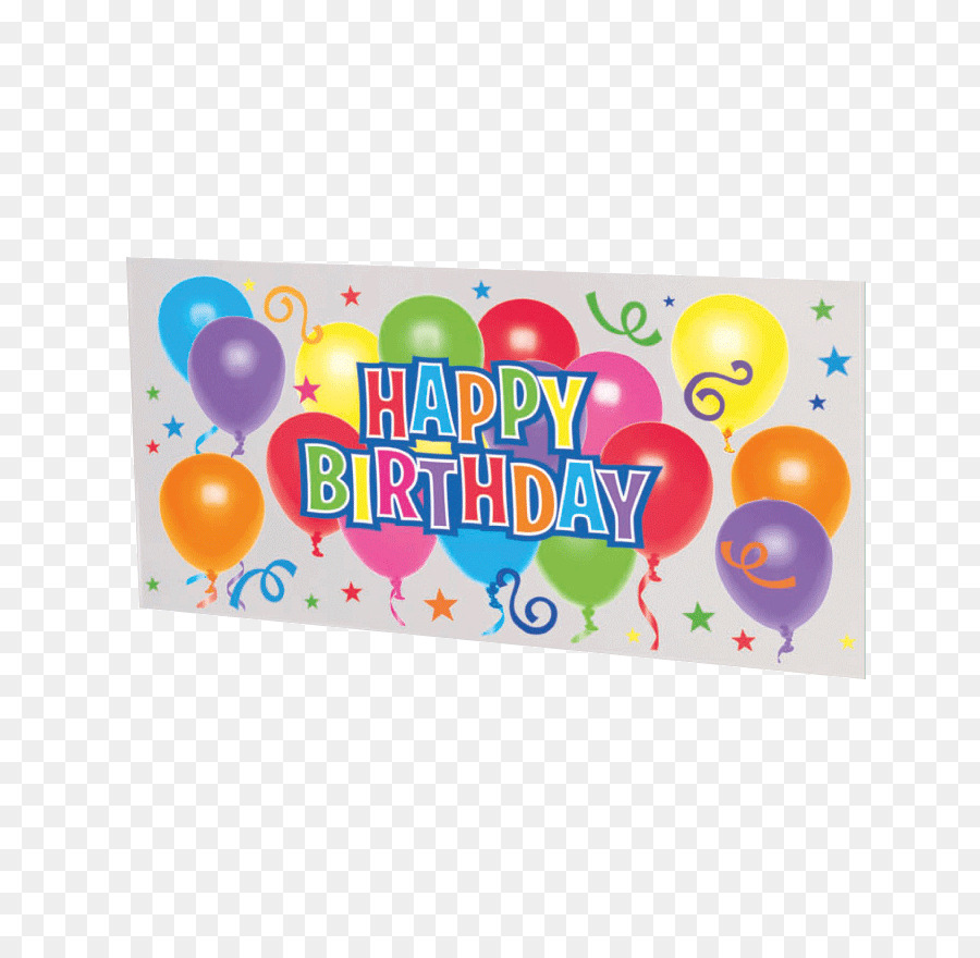 Happy Birthday Banner Png Download 871 863 Free Transparent
