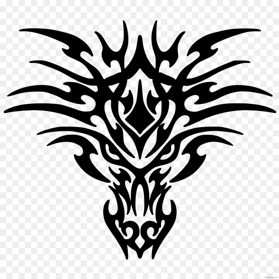 Black And White Flower Png Download 2400 2400 Free Transparent Dragon Png Download Cleanpng Kisspng