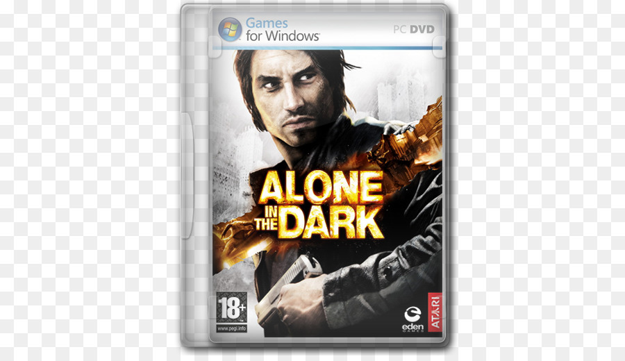 Alone In The Dark Film Png Download 512 512 Free Transparent