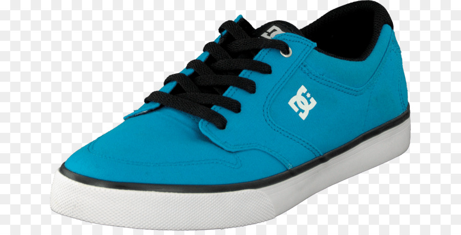 DC Shoes Sneakers Blau Kleidung Kinder Schuhe png