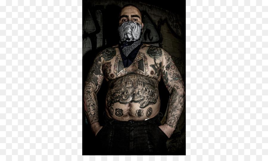 Tattoo Fussball Hooliganismus Bodypainting Body Modification