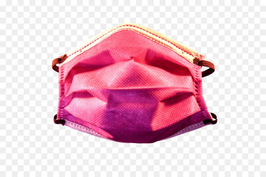 mascherine antipolvere rosa
