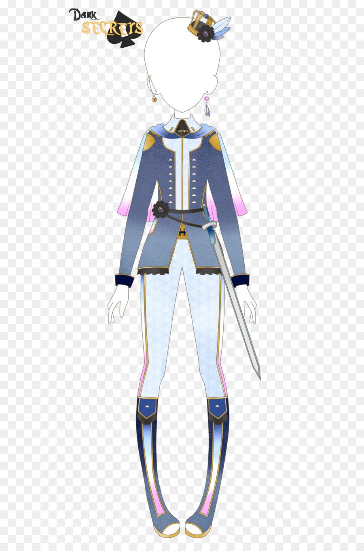 Kostum Uniform Cartoon Tochter Des Zeus Png Herunterladen 588 1360 Kostenlos Transparent Png Herunterladen