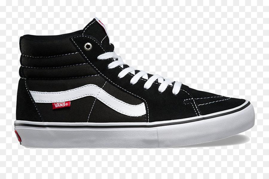 vans chaussures transparent background