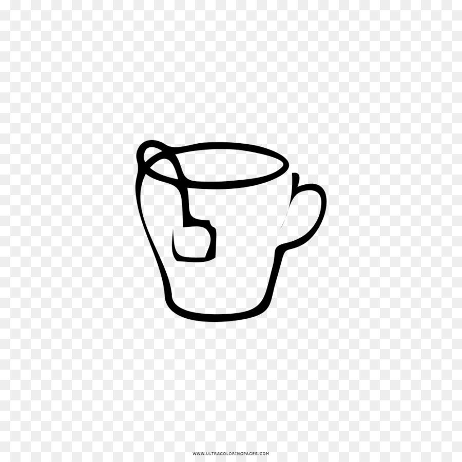 Tazze Da Te Personalizzate tazza da caffè, tazza da tè sacchetto di disegno - tazza