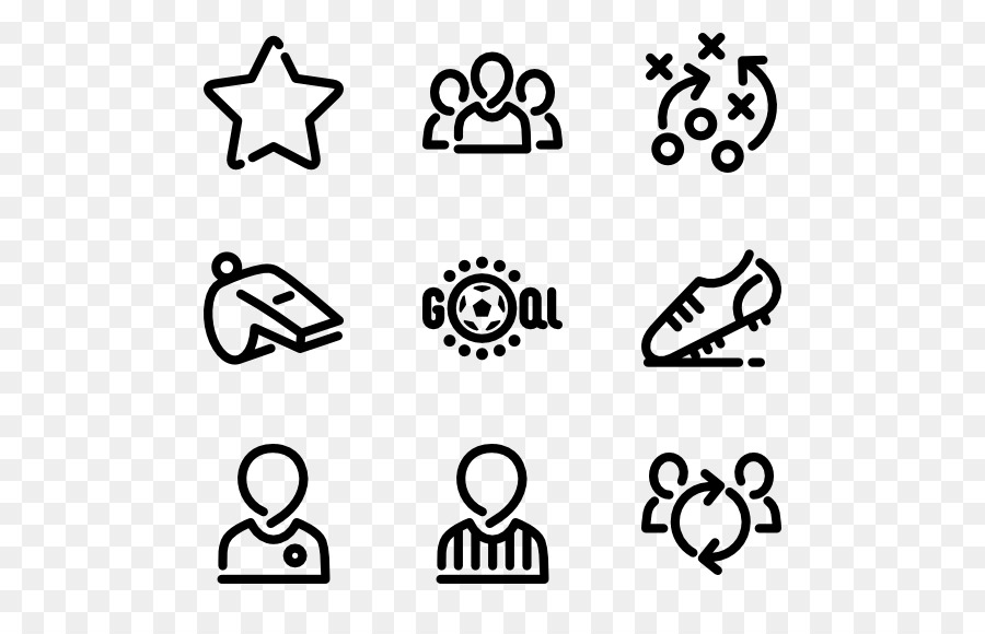 Computer Symbole Symbol Clipart Fussball Icon Png