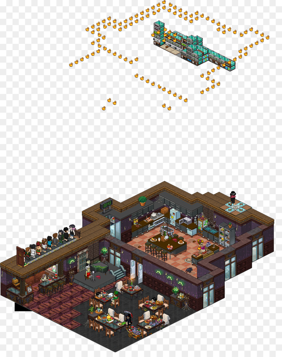 Habbo Halloween.Halloween Cartoon Background Png Download 1654 2068 Free Transparent Habbo Png Download Cleanpng Kisspng