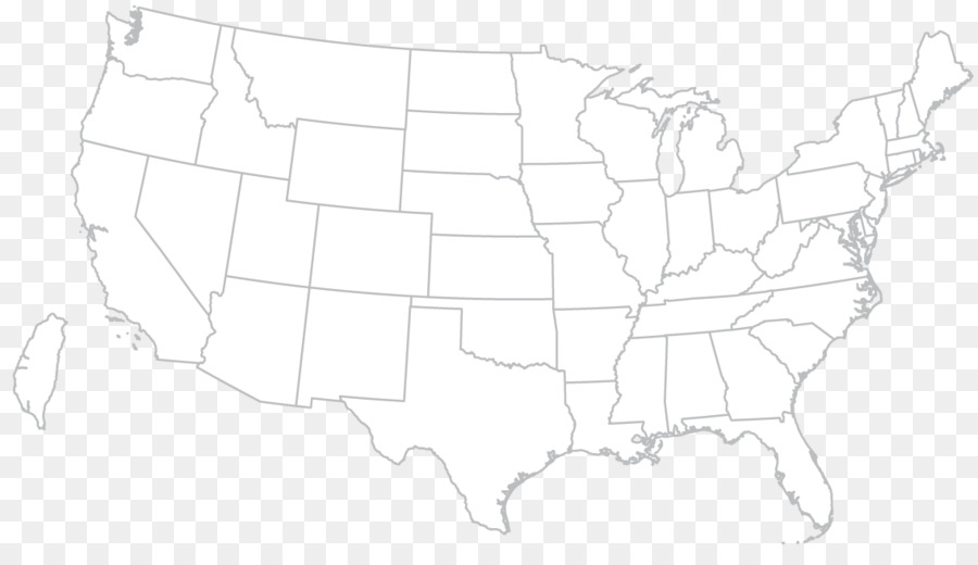 Usa Vektor Karte Google Maps Leere Karte Vereinigte Staaten Png