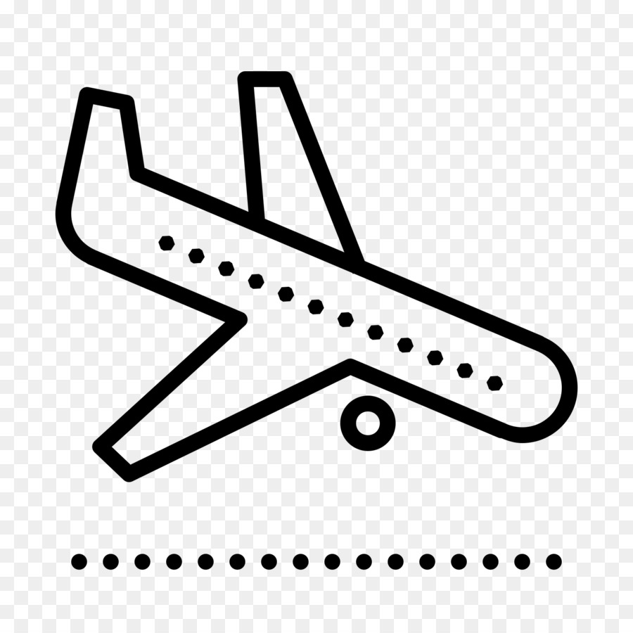 airplane icon png transparent