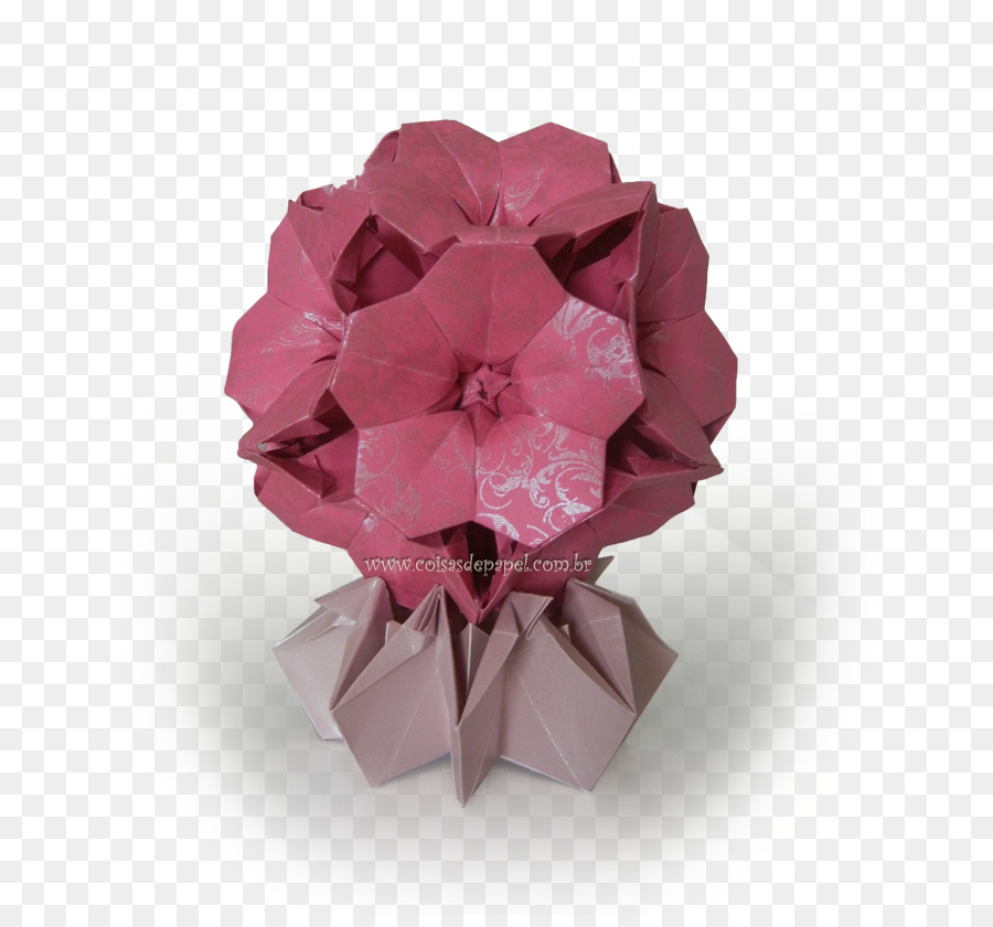 30 Absolutely Beautiful Origami Kusudamas | 840x900