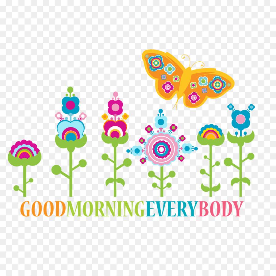 Clipart Guten Morgen Bild Png Herunterladen 16001600