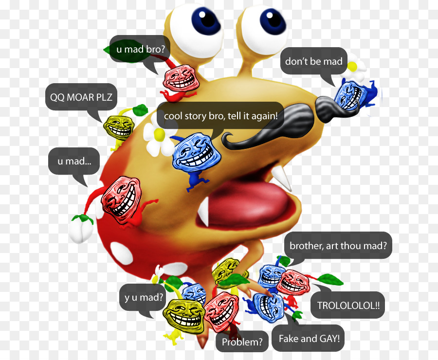 Pikmin 2 Technology Png Download 713 728 Free Transparent