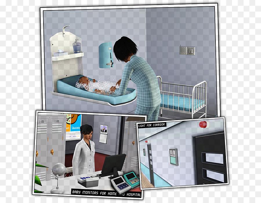Hospital Cartoon Png Download 700 699 Free Transparent Sims 3 Generations Png Download Cleanpng Kisspng