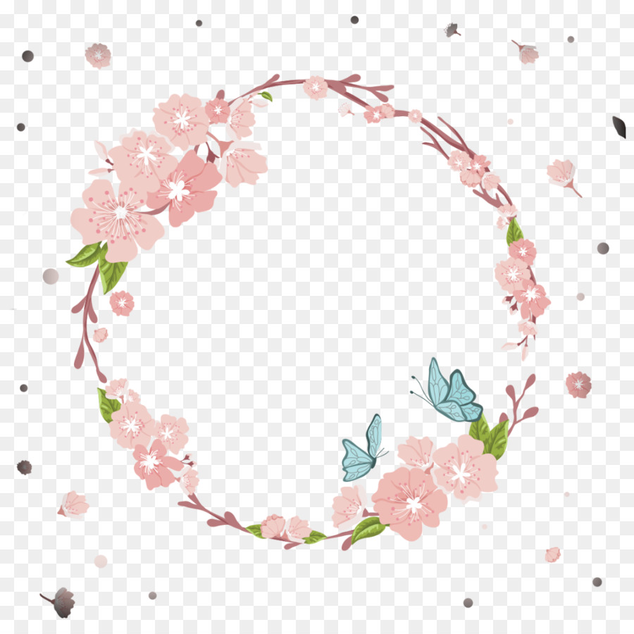 pink flower border png download 1080 1080 free transparent cherry blossom png download cleanpng kisspng pink flower border png download 1080