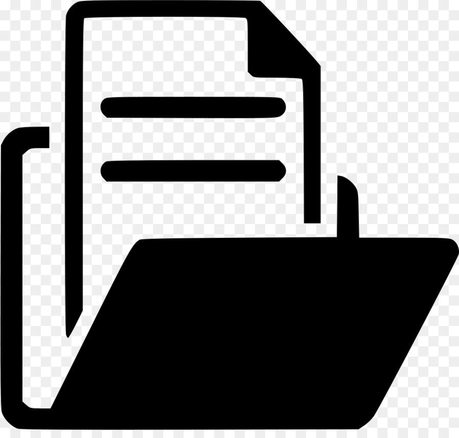 File Manager Black Png Download